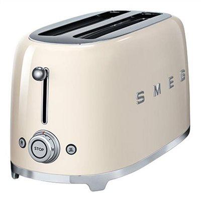 Grille-pain 2 fentes Crème, Années 50 – SMEG
